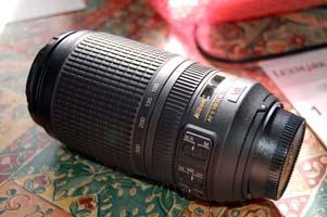 Nikon AF-S VR 70-300